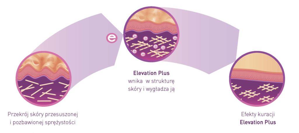 Elevation nawilżanie skóry