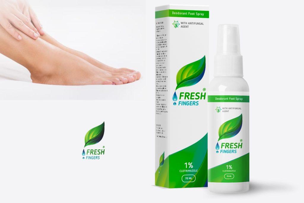 Fresh Fingers - Skuteczne leczenie grzybicy paznokci
